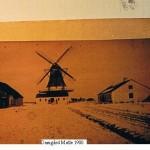 Damgaard Mølle år 1900