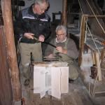 Reparation af vingeværk